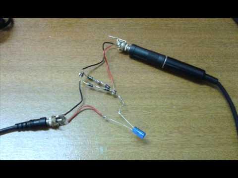 Homebrew Passive Audio Noise Limiter
