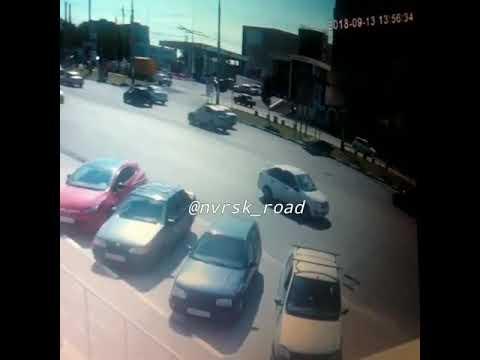 Новороссийск. ДТП пр Дзержинского 13.09.18