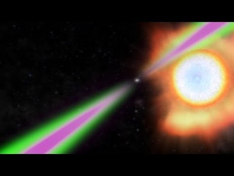 NASA | A Black Widow Pulsar Consumes its Mate