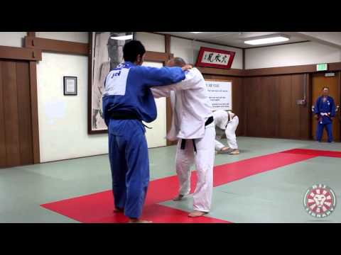 Xande Judo Randori Session At Tenri Judo (May 2013)
