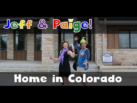 Home in Colorado - Live from Dawson School