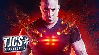 Bloodshot Gets A PG-13 Rating For Vin Diesel