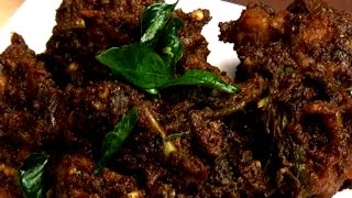 Guntur Mutton Fry - How to Make Andhra Style Spicy Mutton - Red Pix Good Life