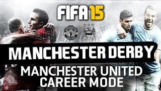 MANCHESTER DERBY PROMO! | FIFA 15 Career Mode