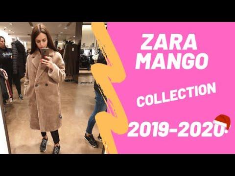 ОБЗОР МАГАЗИНОВ ZARA И MANGO | КОЛЛЕКЦИЯ ЗИМА 2019 - 2020