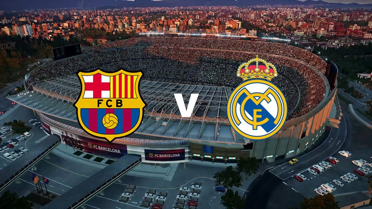 Real Madrid Und Barcelona