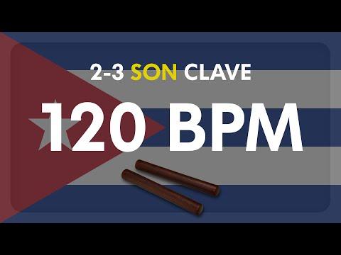 120 BPM - 2-3 Son Clave