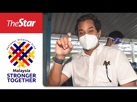 More CanSino's Covid-19 vaccine to arrive in Sabah in October, says Khairy