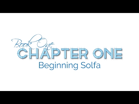 Solfa for Beginners: Do, Re, Mi & So
