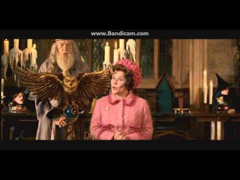 Harry Potter 5  Umbridges Speech