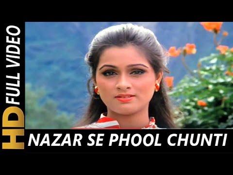 Nazar Se Phool Chunti Hai Nazar | Anwar, Asha Bhosle | Ahista Ahista Songs | Kunal Kapoor, Padmini