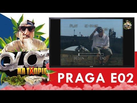 Poważne zwiedzanie, patos, Černý i pyszne żarcie+alko&weed. Praga - sprawdzamy jak tam jest [QNT 5]