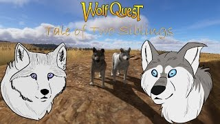 wolfquest a tale of two siblings   episode 4 herding cats