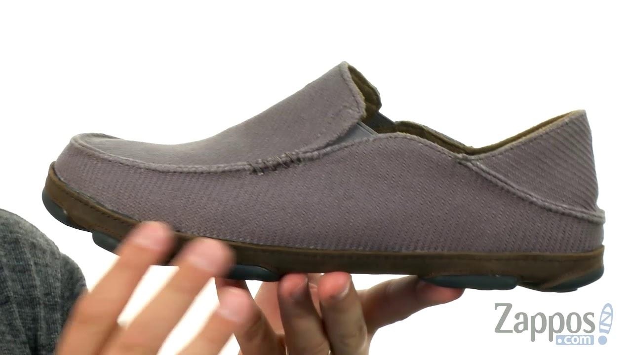 OLUKAI Mens Moloa Kapa Slip On Shoe