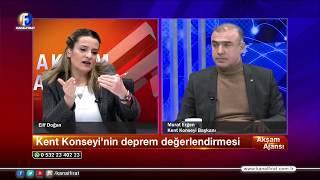 Elif Doğan İle Akşam Ajansı Murat Ergen 11 02 2020