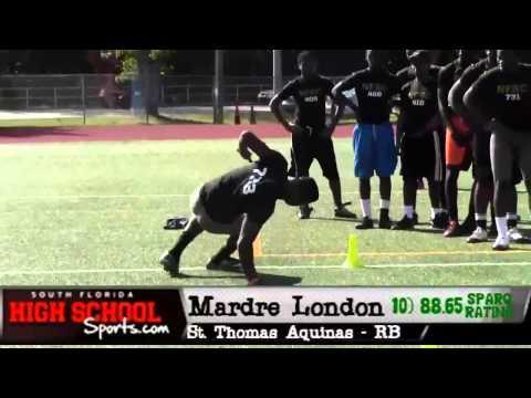 Miami Nike Football SPARQ Combine @ North Miami Stadium (FIU North)