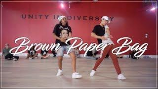 """Brown Paper Bag"" by Migos | Michael Le Choreography | @justmaiko @migos"