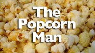 The Popcorn Man of Toronto - Franco Grosso photographed by Frank Mazzuca