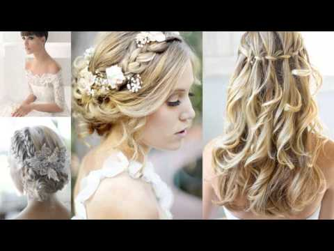 Wedding Hairstyles For Long Hair Latest Collection Of Por Ideas Weddings