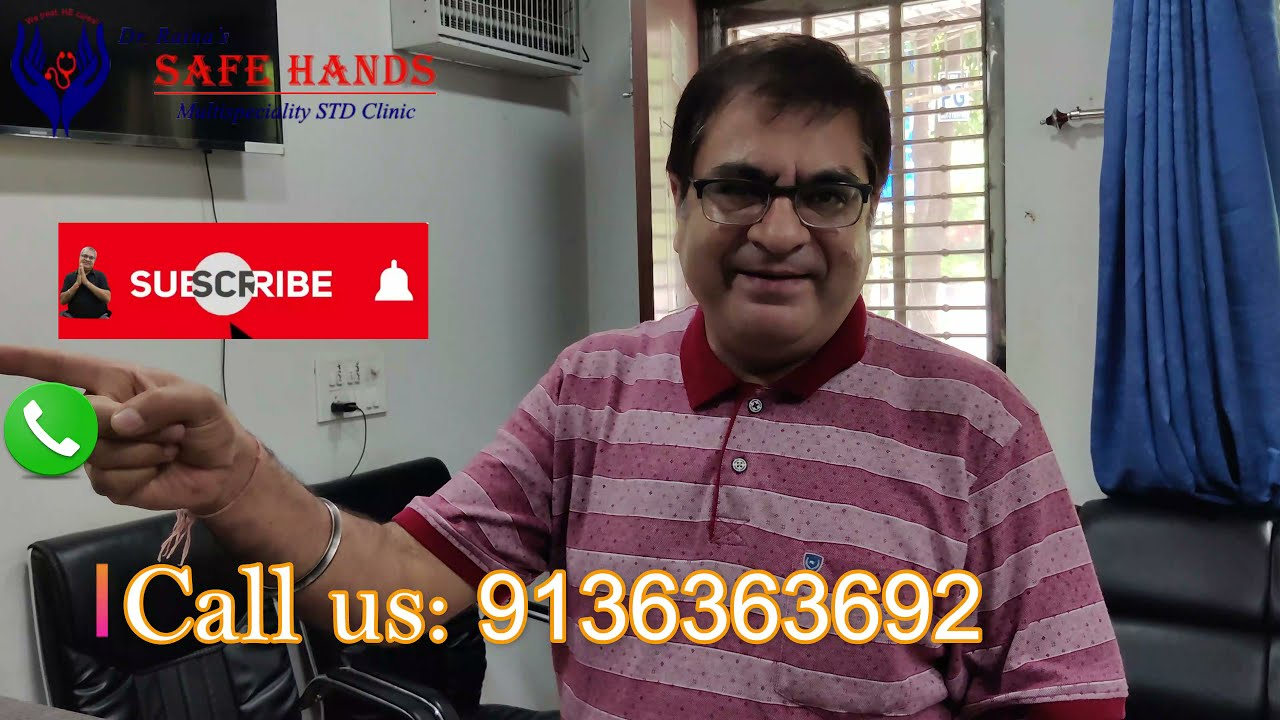 HIV Specialist Clinic Dr Raina's Safe Hands | HIV Specialist Dr Vinod Raina | Health Experts