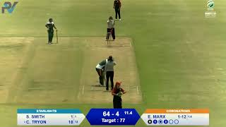 CSA Women's T20 Super League (Coranation vs Starlights)