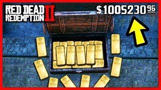 Red Dead Redemption 2 Баг, Легкие Деньги, Как быстро заработать ?