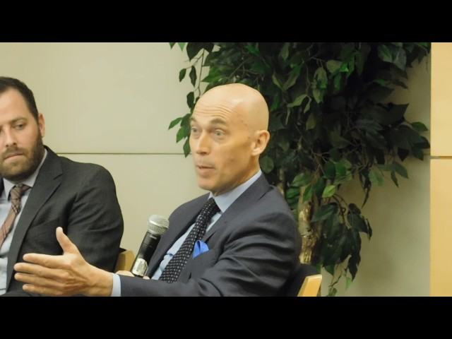 11/17/16 Trade and the American Voter: Hon. Jerry Weller