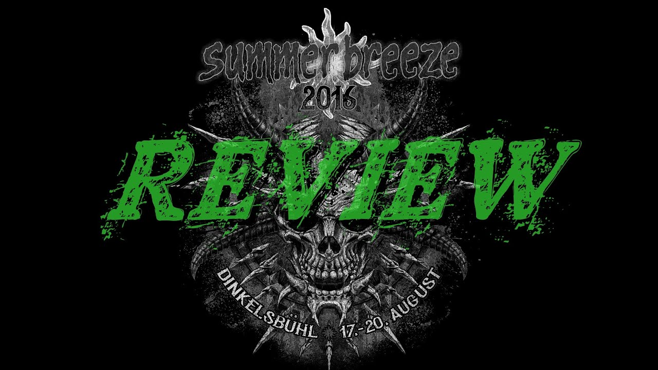 Summer Breeze 2016 Review - YouTube