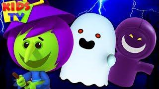 Its Halloween Night Song - Little Eddie   Kids Rhymes & Haloween Music for Children
