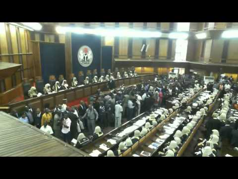 Official Swearing in of 21 New Senior Advocates of Nigeria (SANs)