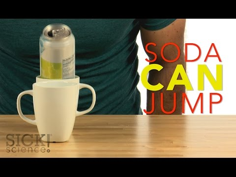 Soda Can Jump - Sick Science! #206