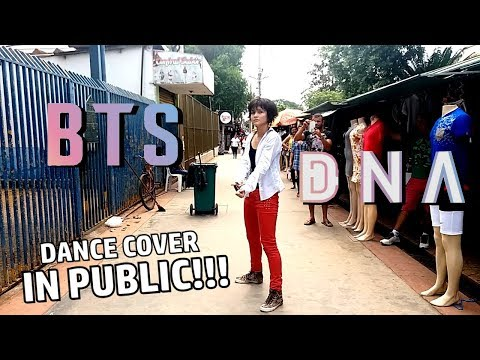 [IN PUBLIC] BTS (방탄소년단) - DNA - Dance Cover by Frost