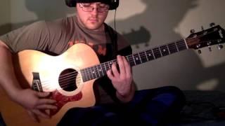 Megaman 2 - Dr Wily's Castle (Fingerstyle Cover) Daniel James Guitar