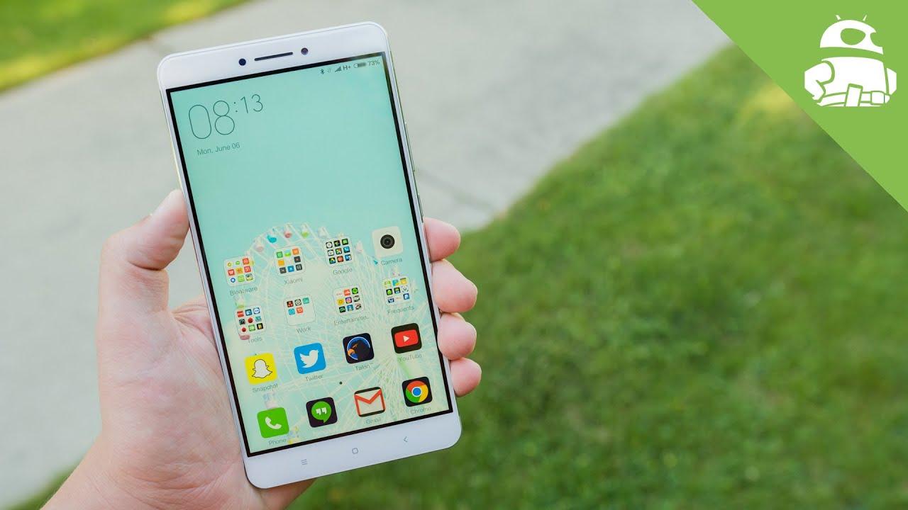 Xiaomi Mi Max - Review
