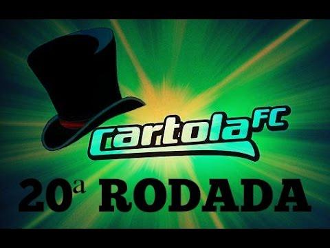 CARTOLA FC 2016 #20 RODADA Dicas