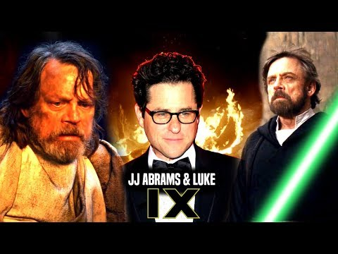 Star Wars! JJ Abrams Bringing Luke Back Alive In Episode 9 - Good Or Bad Idea!