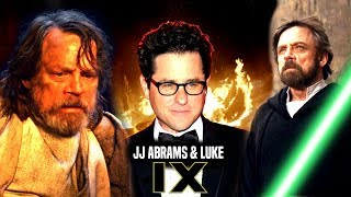 Star Wars! JJ Abrams Bringing Luke Back Alive In Episode 9 - Good Or Bad Idea!