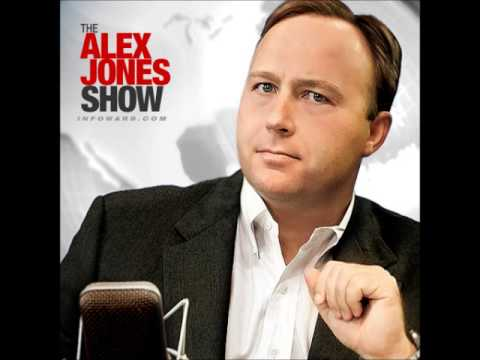 Alex Jones Promotes the John Birch Society
