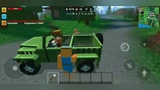 Pixel Gun 3D (luta de equipe, Battle Royale, como fazer skins Fortnite no Fortnite)
