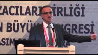 Bursa Eczacı Odası Başkanı Ecz.Kubilay AYDIN'ın Türk Eczacıları Birliği 39. Olağan Büyük Kongresi