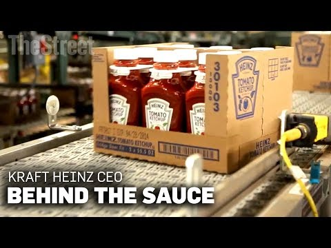 Inside Kraft Heinz' Major Reinvention | CEO Bernardo Hees
