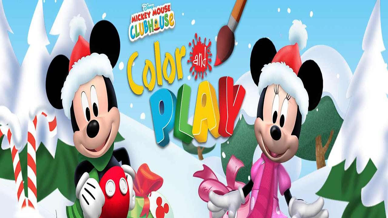 Disney Color and Play - Best App For Kids - iPhone/iPad/iPod Touch ...