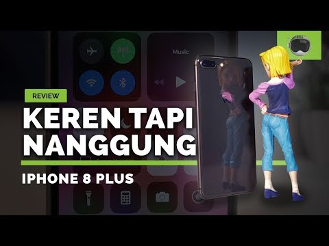 iPhone 8 Plus Review Indonesia