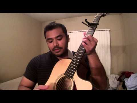 Wiz Khalifa) See You Again - Guitar Cover (Audio Kelly Valleu ...
