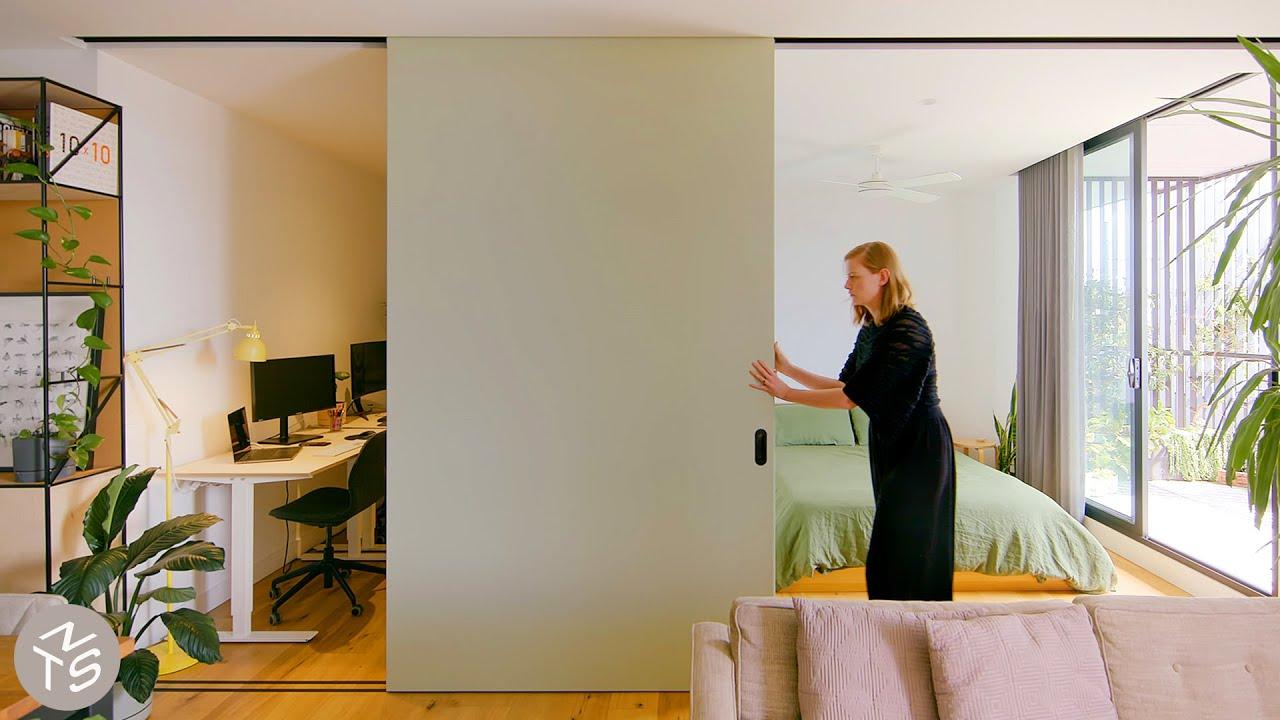 NEVER TOO SMALL 55sqm/592sqft Small Apartment Design - 122 Roseneath St