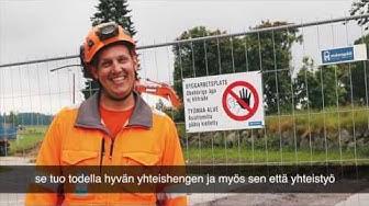 Mäenpää Rakennus Byggnads - Rekryteringsfilm (4K) Rekrytointivideo