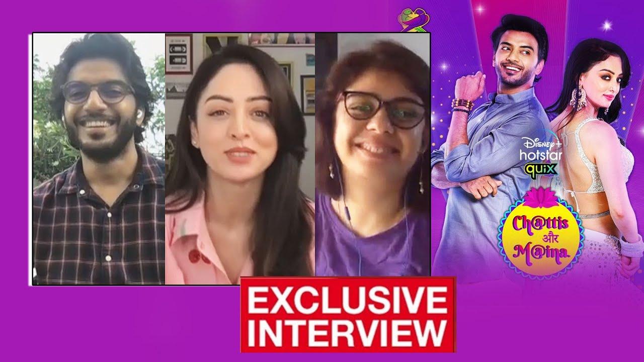 Chattis Aur Maina | Sandeepa Dhar, Vikram Singh And Shraddha Pasi Exclusive Interview