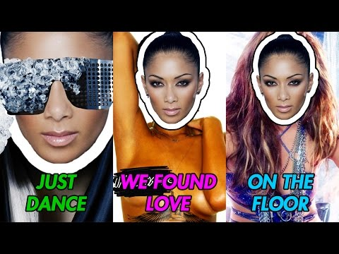 SIX HITS NICOLE SCHERZINGER TURNED DOWN - 'Just Dance', 'We Found Love', & More | UNHEARD OF