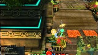 Guild Wars 2 - Desider Atum vista