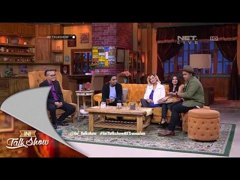 Ini Talk Show 12 Februari 2015 Part 3/4 - Glenn Fredly, Sahila Hisyam, Pinkan Mambo dan Hedi Rusdian